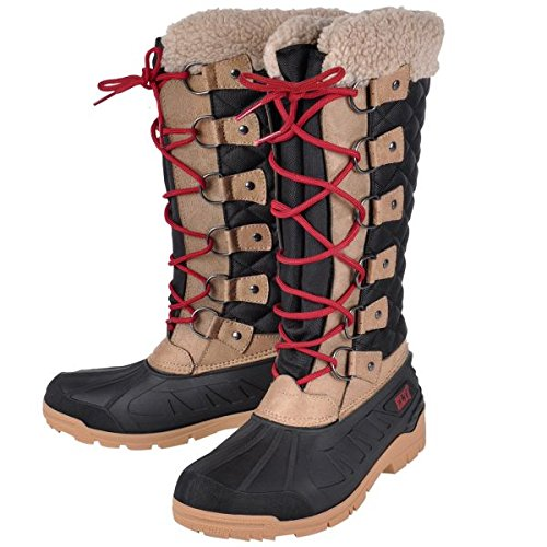 Thermostiefel nero Malmö Malmö Thermostiefel qq0nYB