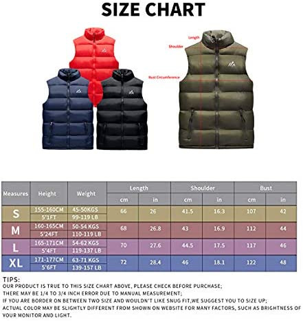 USHARESPORTS VESTS FOR WOMEN JACKETS FOR WOMEN WOMENS WINTER JACKET PADDED WOMENS VESTS OUTERWEAR LIGHTWEIGHT