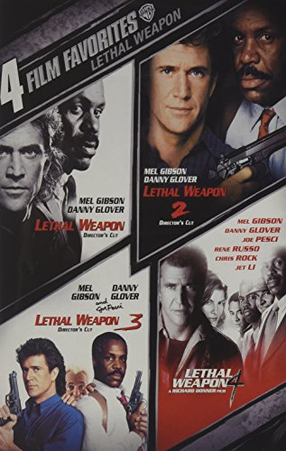 Lethal Weapon 1-4 by