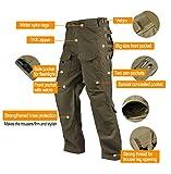 FREE-SOLDIER-Outdoor-Men-Four-Seasons-Scratch-resistant-Multi-pocket-Pants