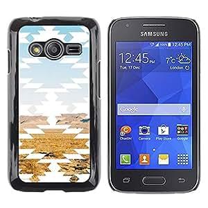 Exotic-Star ( Landscape Art Desert Rocks ) Fundas Cover Cubre Hard Case Cover para Samsung Galaxy Ace4 / Galaxy Ace 4 LTE / SM-G313F
