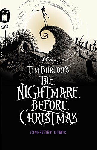 Christmas Comics - Tim Burton's The Nightmare Before Christmas Cinestory Comic: Collector's Edition