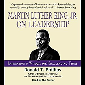 Martin Luther King Jr., on Leadership Audiobook