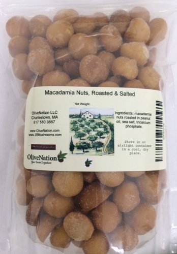 Macadamia Roasted 60-40's 80 oz by OliveNation