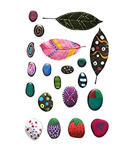 Rock and Leaf Painting Kit