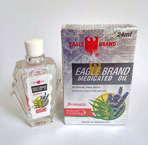 Eagle Medicated Analgesic Aromatic Lavender Eucalyptus product image
