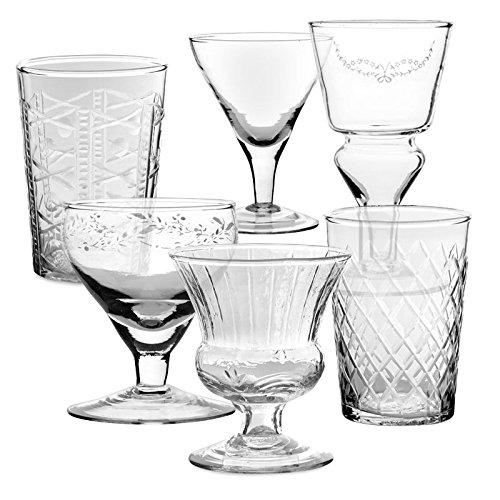IWA St Remy Aperitif Glasses Set of 6#15531