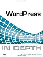 WordPress In Depth Front Cover