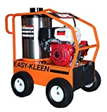 Easy-Kleen Professional 4000 PSI (Gas - Hot Water) Pressure Washer w/ Honda Engine & Electric Start (12V Burner)