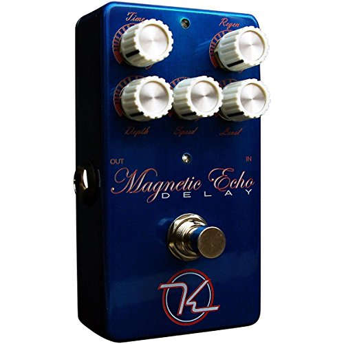 Keeley KMAG Magnetic Echo Delay Effects Pedal