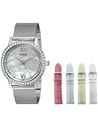 Women's U0785L1 Interchangeable Wardrobe Watch Set with Beautiful Accessory Box