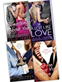 Julie James 4 Books Collection Pack Set by  Julie James in stock, buy online here