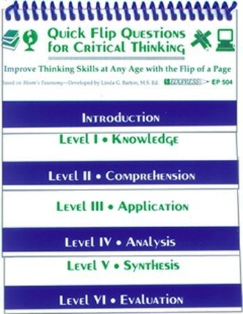 * QUICK FLIP CRITICAL THINKING by EDR