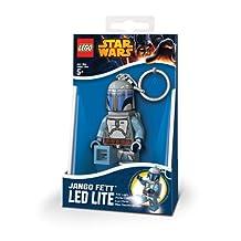 LEGO Star Wars Jango Fett Keylite Keychain