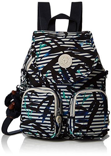 Sacs à Kipling Bamboo Firefly dos Stripes Multicolore Up Z6EntW4rE