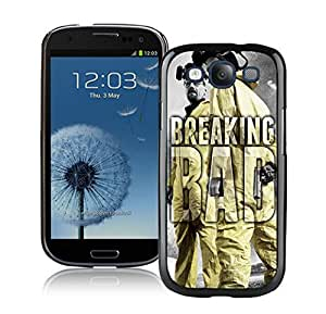 Breaking Bad Case For Samsung Galaxy S3 i9300 Black