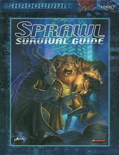 Download Sprawl Survival Guide (Shadowrun) PDF