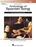 Anthology of Spanish Song, , 1480367257