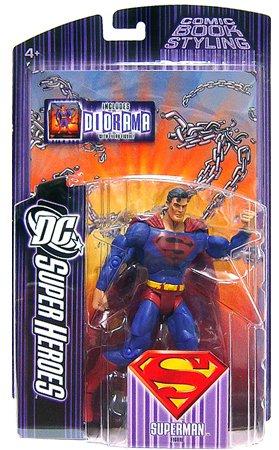 Kingdom Come Superman Costume (DC HEROES DECO #1)
