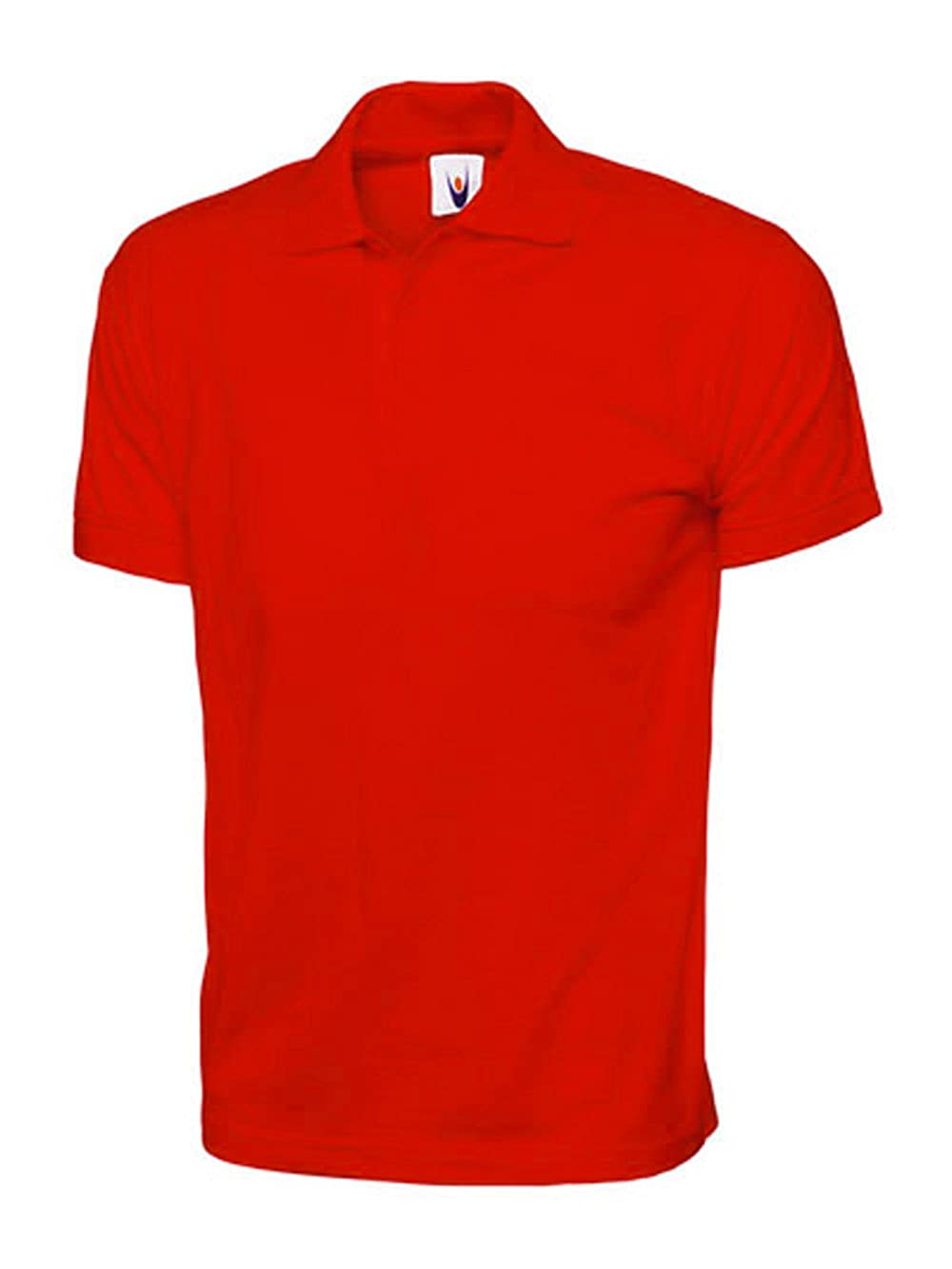 Ladies Polo Shirt Jersey 100 Cotton Loose Fit T Shirt Premium Soft