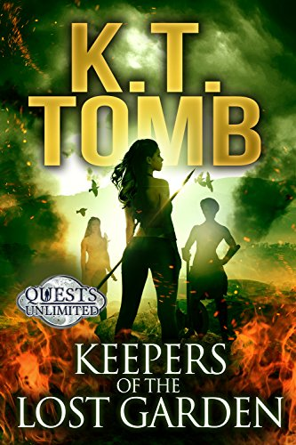 Keepers of the Lost Garden (Evan Knight Book 2) by [Tomb, K.T.]
