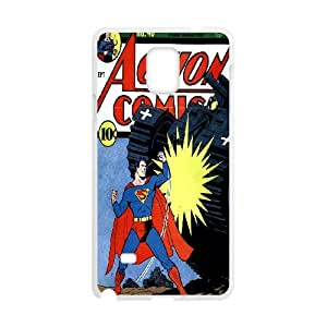 Samsung Galaxy Note 4 Cell Phone Case White Action Comics 003 Exquisite designs Phone Case TF769748