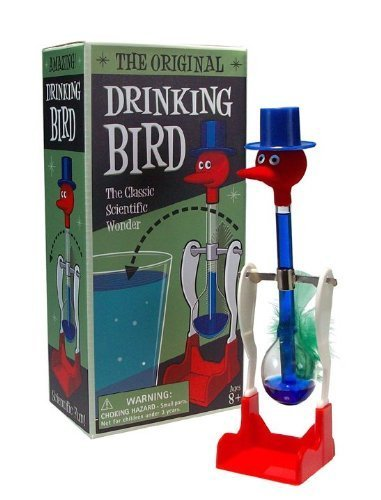 - Forum Novelties Drinking Bird, Multicolor