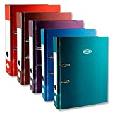 Premier Stationery A2813866 Premtone Foolscap Lever Arch File with Enduro Strip (Pack of 10)