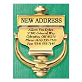 Colorful Images Classic New Address Postcards - Set of 24 5-1/4'' x 4'' post cards