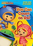 You Can Count on Us! (Team Umizoomi), Golden Books, 0385375212