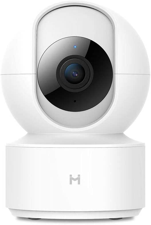 XIAOMI Mijia APP Smart IP Camera 1080P 360°Enhanced Night Vision Home Baby Monitor AI Humanoid Detection Pan-tilt Webcam Panorama HD Remote Alarm Support Flip Install Remote Multi-termimal Viewing
