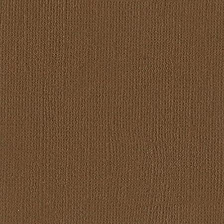 Brown and Cream 12 x 12 scrapbook paper cardstock acid and lignin free