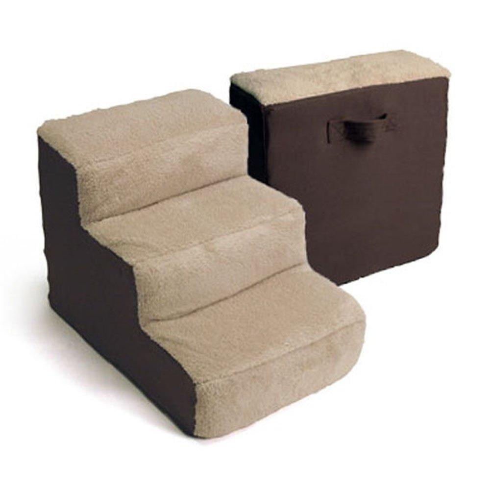 amazon com dallas manufacturing co 3 step home décor pet steps