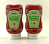 Heinz Organic Ketchup - 14oz - 2 Pk