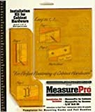 Kitchen Cabinet Hardware Placement MEASURE PRO INSTALLATION GUIDE CABINET HARDWARE KIT