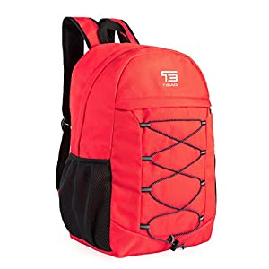 TIBAG 30L/35L Water Resistant Lightweight Packable Foldable Hiking Daypack Backpack