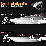 Wastou Bike Lights, Super Bright Bike Front Light
