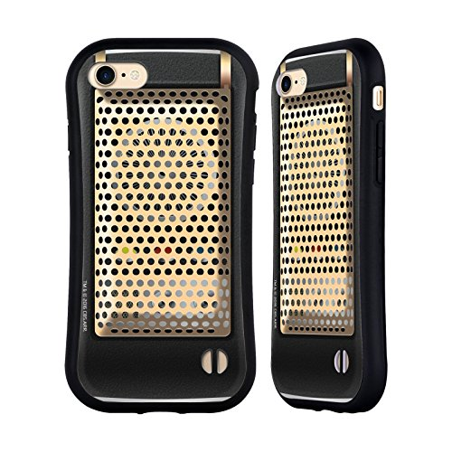Official Star Trek Communicator Closed Gadgets Hybrid Case for Apple iPhone 7 / iPhone 8
