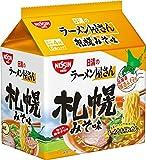 日清のラーメン屋さん 札幌みそ味 5食P×6個