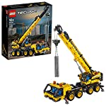 Technic Lego 42108 - Gru Mobile (1292 Pezzi) LEGO