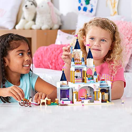 LEGO Disney Princess Cinderella's Dream Castle 41154 Popular Construction Toy for Kids