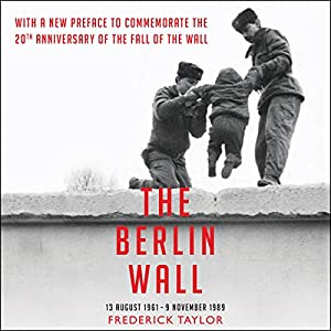 The Berlin Wall Audiobook