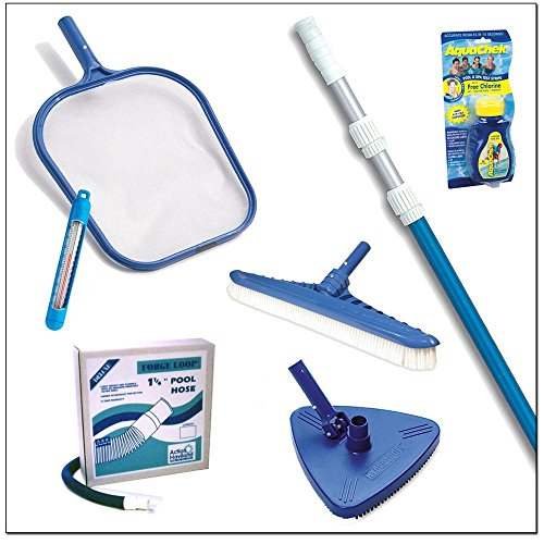 Blue Wave NA390 Standard Maintenance Kit  for Above Ground Pools