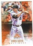 2017 Panini Diamond Kings Baseball SP #106 Chris Davis Orioles
