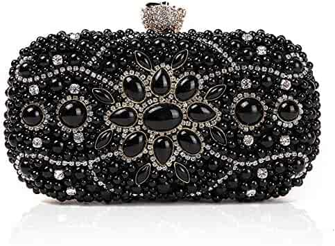 GSYDXKB Abend Party Tasche Cocktail Party Perle Tasche Rhinestone Flannel Evening Bag Evening Bag Clutch Bag Clutch