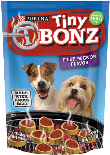 Purina Tbonz Tiny Filet Mignon, 10-Ounce (Pack of 5), My Pet Supplies