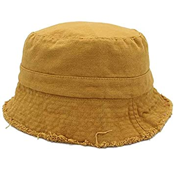 727746e6d7e Amazon.com  DHmart 2018 Jeans Bucket Hat 100% Cotton Fisherman Hats ...
