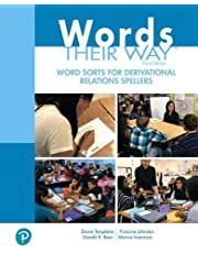 Words Their Way Word Sorts for Derivational Relations Spellers