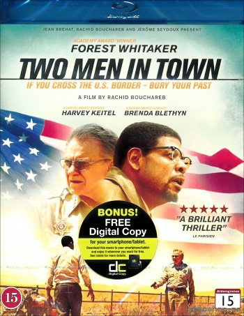 Two Men in Town ( 2 Men in Town ) (+ Digital Copy) [ Blu-Ray, Reg.A/B/C Import - Sweden ]
