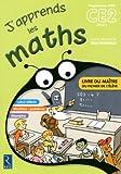 J'apprends les maths CE2 : Livre du maître, programmes 2008